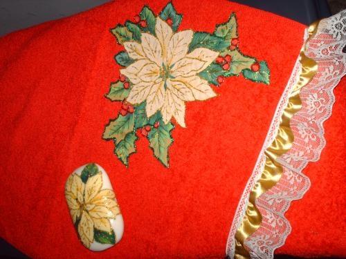 Fotos de Paños y jabones decorados 3