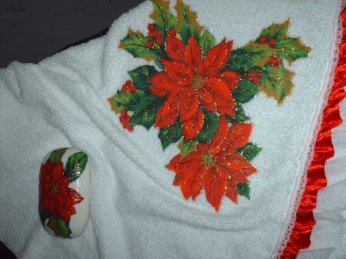 Fotos de Paños y jabones decorados 1