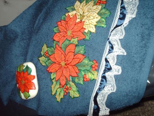 Fotos de Paños y jabones decorados 2