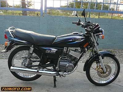 Moto rx 115