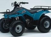 Vendo moto Suzuki ATV 160cc