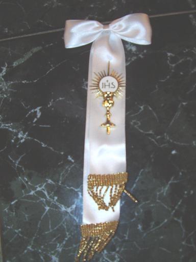 Fotos de Lazos de primera comunión, corbatines y corbatas de niño 1