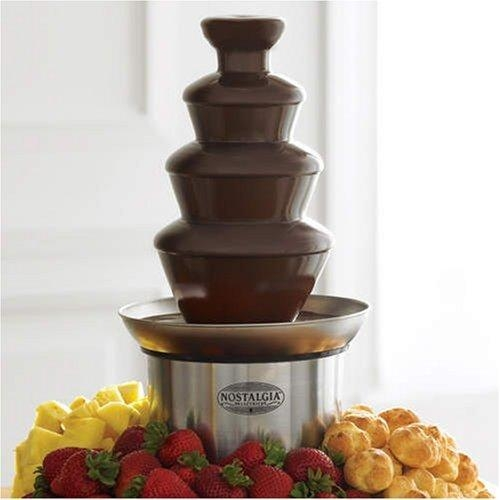 Fotos de Alquiler de fuente de chocolate, queso fundido, coctel. 2