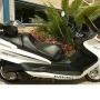 MOTO majesty 2008 bera 250cc con placa tremenda ganga!!!