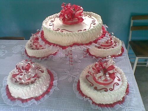 decoracion tortas caseras