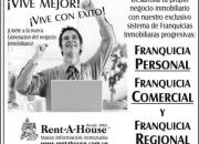 Unete a la franquicia inmobiliaria con mayor crecimiento en latinoameria