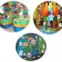 ambientaciones para fiestas infantiles maracaibo