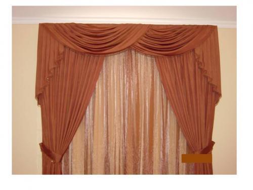 Curso de cortinas y cenefas gratis imagui - Cenefas para cortinas de sala ...