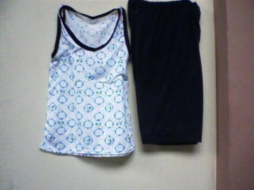 Fotos de Vendo belos conjuntos para dama en algodon 3