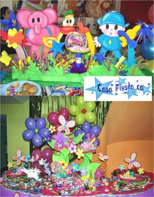 Fotos de Chupeteras piñatas  combos de piñateria decoracion globos maracaibo 2