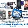 REPARACION Y MANTENIMIENTO TV, DVD, EQUIPO DE SONIDO, COMPUTADORAS, IPOD, PLAYSTATION
