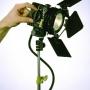 Taller de Iluminación para Cine y Televisión