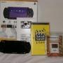 Venta de PSP 3000 + cámara + memory stick de 4Gb