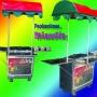 ventas alquileres carritos fiesteros para eventos especiales