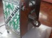 OPORTUNIDAD DE NEGOCIO maquina exprimidora de jugo de Caña de Azucar
