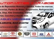REPUESTOS AUTOMOTRICES NUEVOS Y USADOS