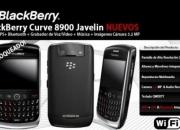 Blackberry Javelin 8900 (Nuevos) 2500 Bsf