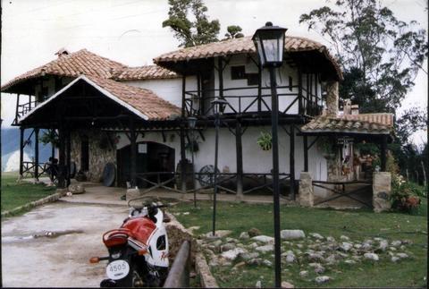 Vendo bella finca (posada-museo) cercana a san cristobal