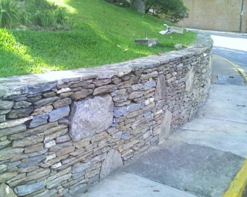 Fotos de Muros de concreto armado-ciclopeos-muroblock-gaviones-piedra ...