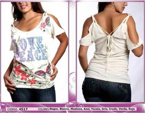 Fotos d blusas d moda imagui - Blusas de ultima moda ...