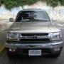 Vendo Camioneta Toyota 4Runner año 2001 en excelente Estado.