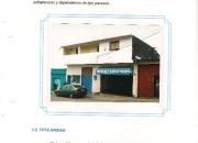 Vendo galpon con habitaciones en la parte de arriba ideal para negocio y vivienda
