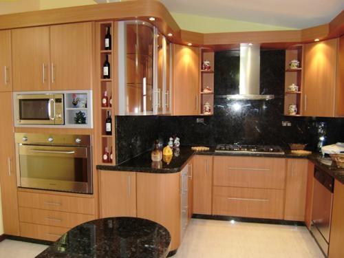 Modelos de gabinetes para cocinas imagui for Modelos de cocinas
