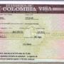 TRAMITAR VISA Y CEDULA DE EXTRANJERIA COLOMBIANA