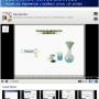 Clases de quimica en VIVO por Internet con pizarra simulada