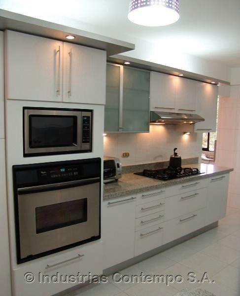 Cocina empotrada imagen for Imagenes de cocinas empotradas