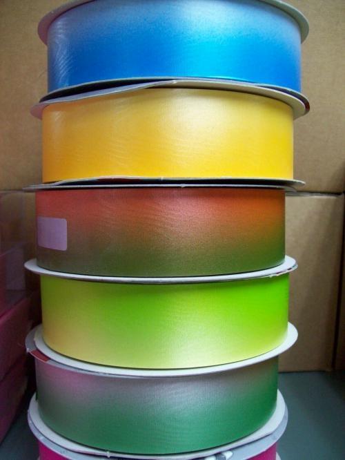 cintas de papel para lazos y regalos en caracas