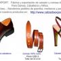 TEMPORADA 2011 - E & R CALZADO EXPORT - ZAPATOS EN CUERO Y PIEL