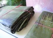 Ventas de hojas de hallacas preparadas(limpias y cortadas)