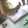 curso en caracas: estampado de franelas - cesar gomez.