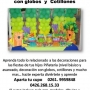 cursos de piñateria decoracion con globos en maracaibo