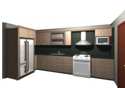 Fabrica de cocinas y closets cocinas integrales modernas for Fabrica de cocinas integrales