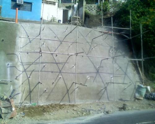 Fotos de Muros de concreto armado-ciclopeos-muroblock-gaviones y mas 2