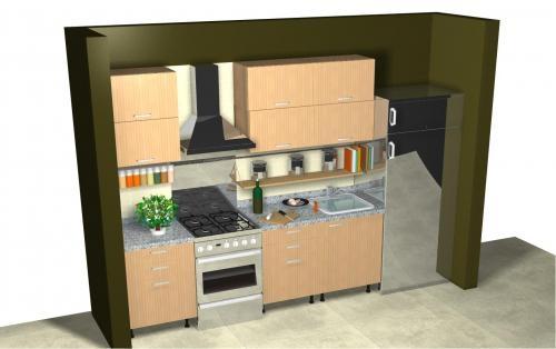 Manual para armar muebles de cocina ideas for Muebles de cocina para armar