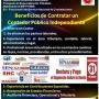 INSCRIPCION Y RENOVACION Registro Nacional de Contratistas RNC, SOLVENCIA IVSS, INCES