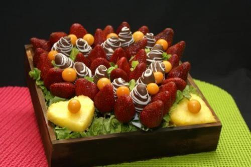 Ramos de frutas - Imagui