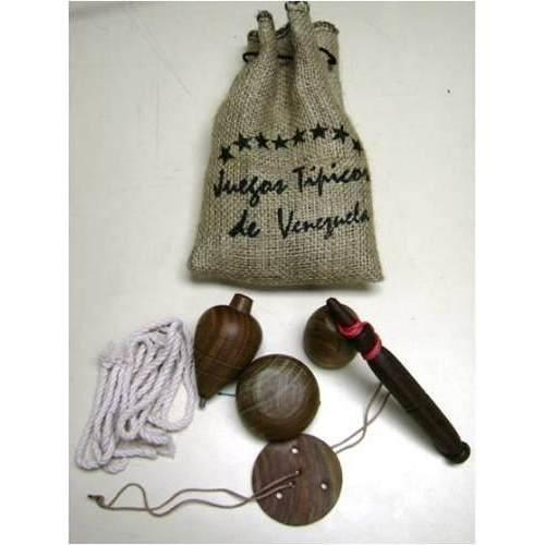 Juguetes tradicionales Venezolanos Trompo, perinola, yoyo ...