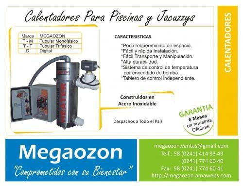 Calentadores Agua Piscina Calentadores de Agua Para