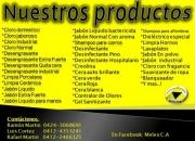 venta de productos de limpieza