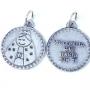 Medallitas Virgencita y Angelito Plis Bautizos, cumpleaños , Baby Shower!â?