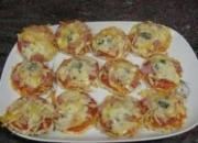 Minipizzas, minicachitos, masa fácil, todo para sus fiestas o eventos