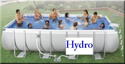 Vendemos piscinas inflables y estructurales economicas