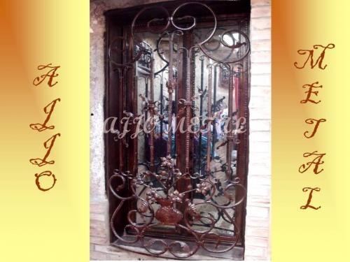 Fotos de Herreria artesanal. forja ornamental y hierro forjado.(ajjo metal) 3