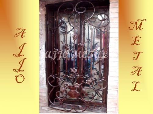 Herreria artesanal. Forja ornamental y hierro forjado.(AJJO METAL) 3