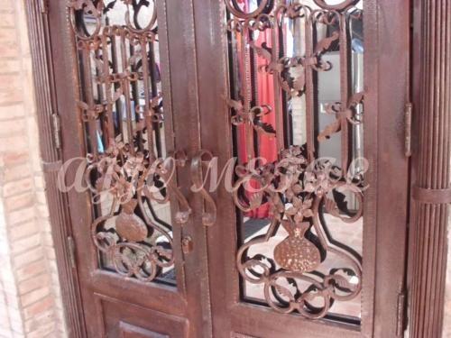 Herreria artesanal. Forja ornamental y hierro forjado.(AJJO METAL) 2