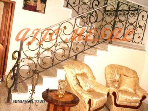 Herreria artesanal. Forja ornamental y hierro forjado.(AJJO METAL) 4
